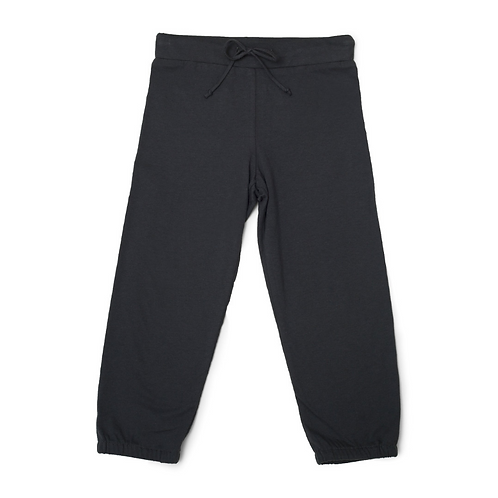 "Unisex Adaptive ""Learn to Dress"" Every Day Sweatpant - Dark Gray by Me Do."