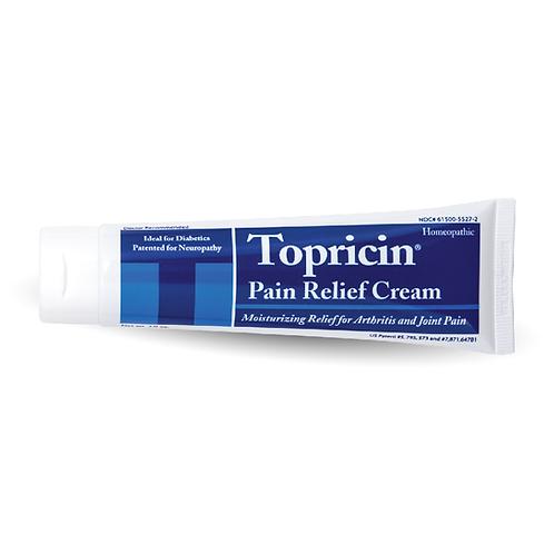Topricin Classic Pain Relief Cream - 2 oz.