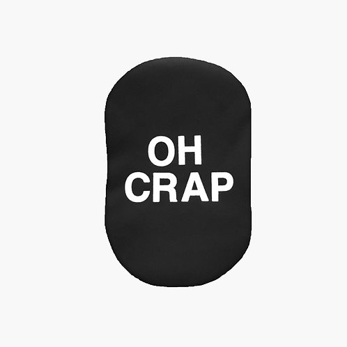 OH CRAP Ostomy Cover by Spoonie Threads