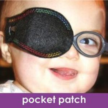 Baby Pocket Patches by Patch Pals