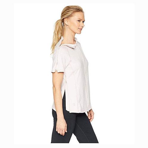 The Lindsey - Adaptive Post Surgery Short Sleeve Shirt by Reboundwear