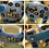 Thumbnail: Cruiser Motorcycle Personalized Cranial Band Decals by OSo Splendid