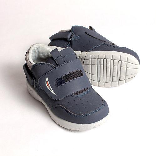 Eclipse Kids Shoe - Navy/Orange by Hatchbacks