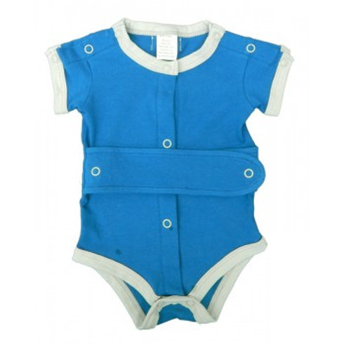 Medical and G-Tube One-Piece Bodysuit by Kozie Clothes