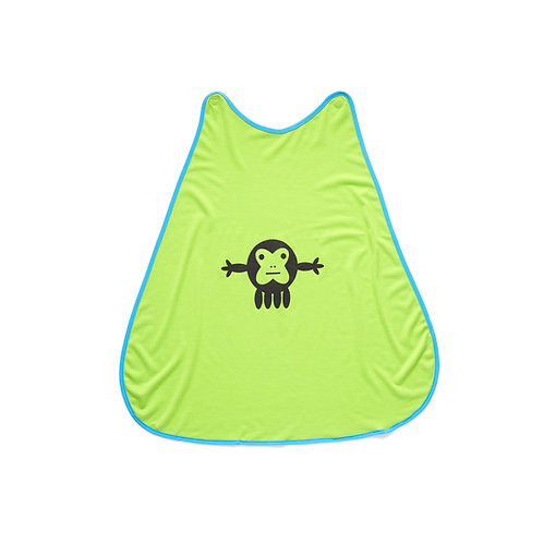 MonktoCape - Green by PunkinFutz