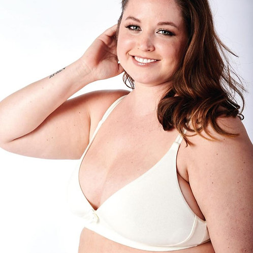 Molly Pocketed Plunge Bra by AnaOno