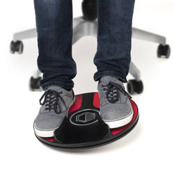 Foot-Powered Controller