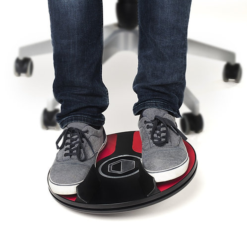 Foot-Powered Gaming and VR Motion Controller by 3dRudder