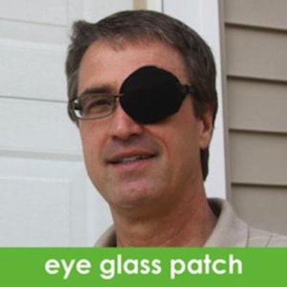 Adult Eye Glass Patches by Patch Pals
