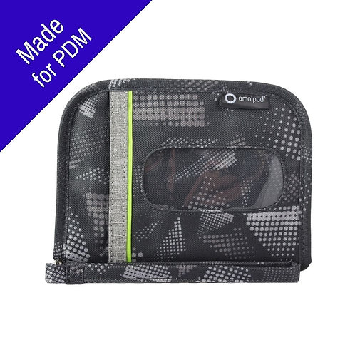 Omnipod PDM Supply Case - Pocket by Sugar Medical