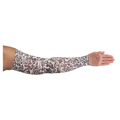 Damask Arm Sleeve by LympheDIVAs