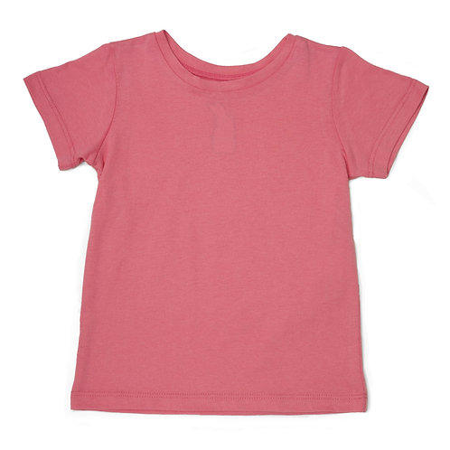 """Unisex Adaptive """"Learn to Dress"""" Every Day T-Shirt: Pretty Pink by Me Do."""