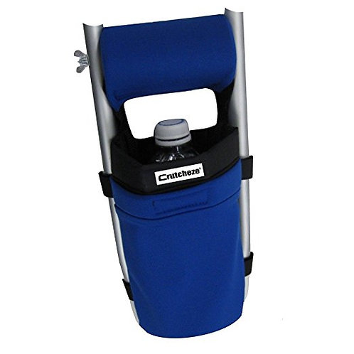 Royal Blue Crutch Bag by Crutcheze