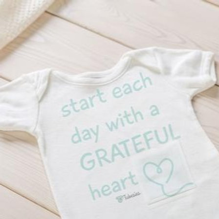 Grateful Heart G-Tube One-Piece by Tubesies