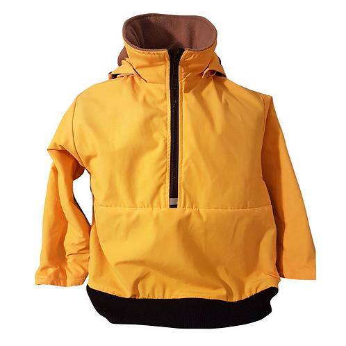 KoolKoat Yellow + Black Jacket by Koolway Sports