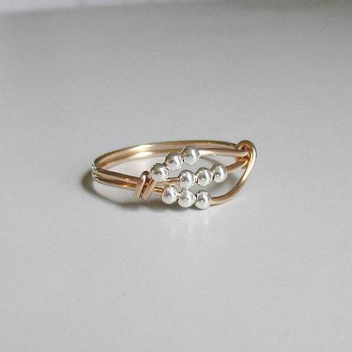 Jaya Fidget Ring by Love, Dawne