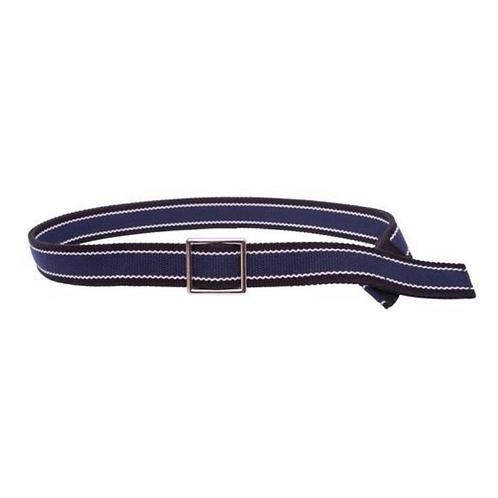 Navy/Black Webbing Velcro Belt by Myself Belts