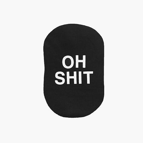 OH SHIT Ostomy Cover by Spoonie Threads