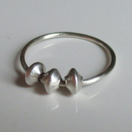 Reiki Fidget Ring by Love, Dawne