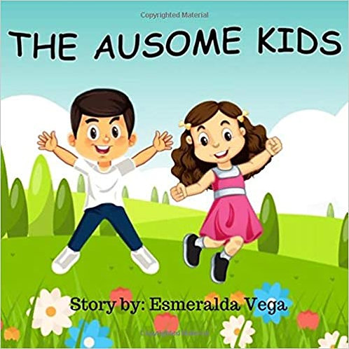 The Ausome Kids by Esmeralda Vega