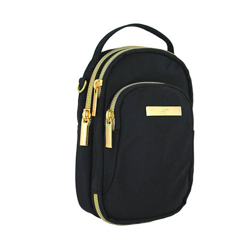 Triple Zip Insulated Case w/ Strap by Sugar Medical
