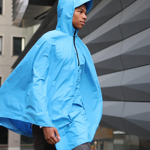 CleverZipster Rain Cape by Cleverhood
