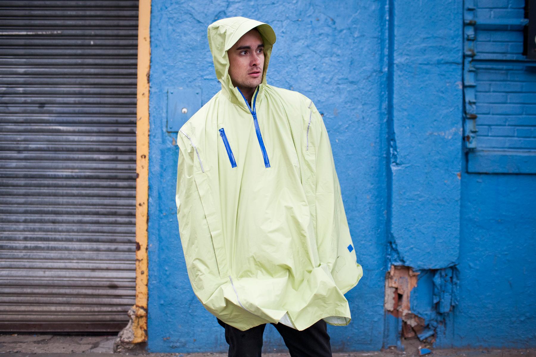 Designer Rain Capes