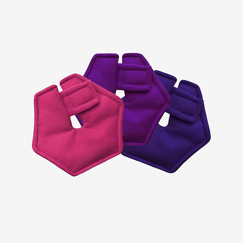 G-Tube Pads (3 Pack) by Spoonie Threads