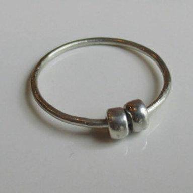 Dharma Fidget Ring by Love, Dawne