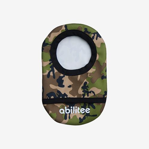 Camo Print Ostomy Cover by Abilitee Adaptive Wear