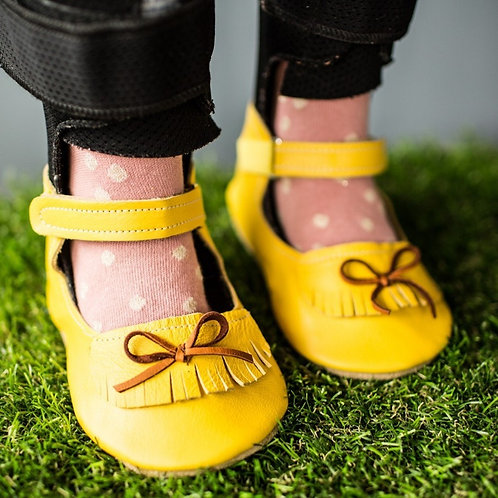 Sunshine Moxie Jane by Shoes for AFO's by Gracious May