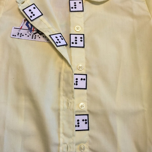 Braille Code Number Patches by Braille Code