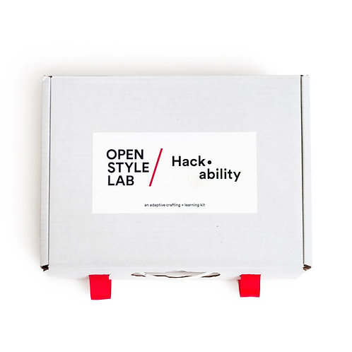 Hack Ability Toolkit by Open Style Lab™