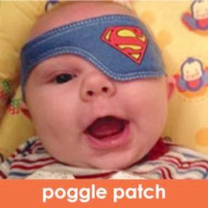 Baby Poggle Patches by Patch Pals