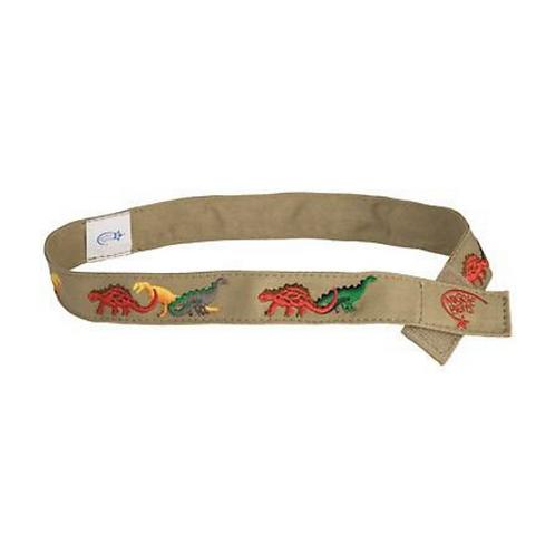 Dinosaur Velcro Belt by Myself Belts