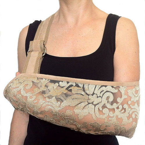 Gold Coast Arm Sling by Not Blue Designs