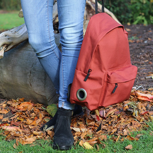 Teen Adapted Feeding Tube Backpack by TubieeGo