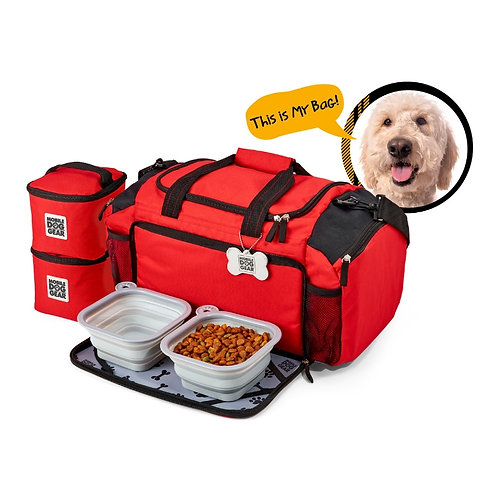 Ultimate Week Away® Duffle (All Size Dogs) by Overland Dog Gear