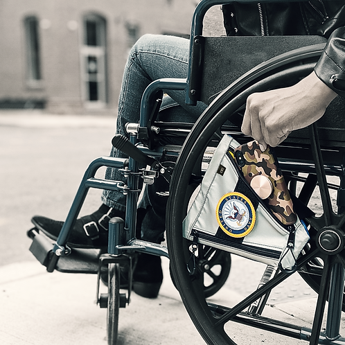 Manual Wheelchair Bag by Every Wheel Carry