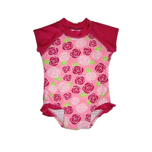 Rosalita Snap Bathing Suit by Kozie Clothes
