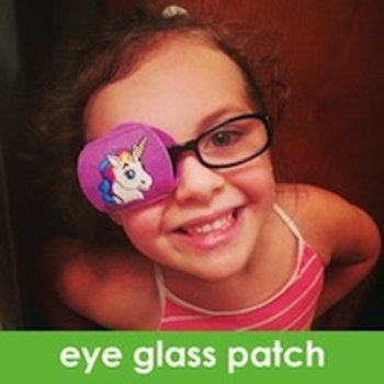 Kids Eye Glass Patches
