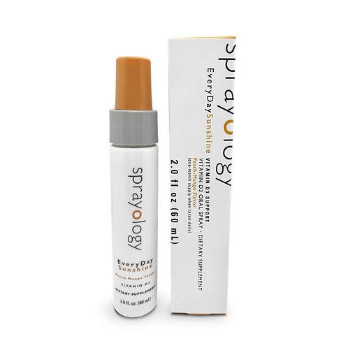 EveryDay Sunshine - Vitamin D3, 1.38 Ounce by Sprayology