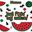 Thumbnail: Summer Watermelon Cranial Band Decals by OSo Splendid
