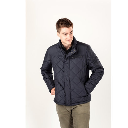 Jenson Jacket with Magnetic Zipper by So Yes