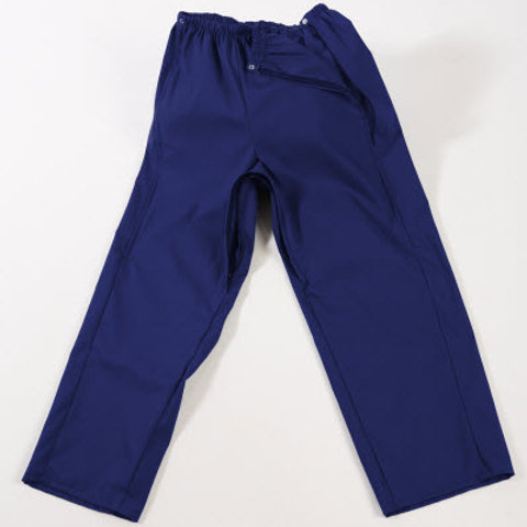3-Zipper System Galaxy Blue Pants by CareZips