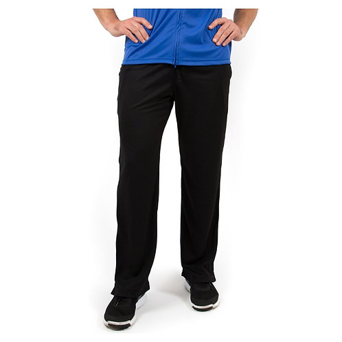 The Greg - Easy Dressing Adaptive Pants With Zippers by Reboundwear