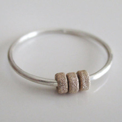 Asha Fidget Ring by Love, Dawne