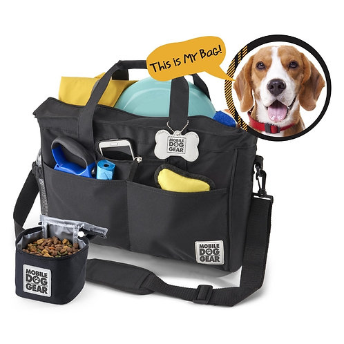 Day Away® Tote Bag (All Size Dogs) by Overland Dog Gear