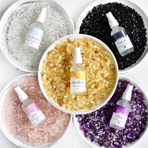 Crystal Mists Complete Set by Open Heart Apothecary