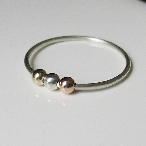Lilias Fidget Ring by Love, Dawne